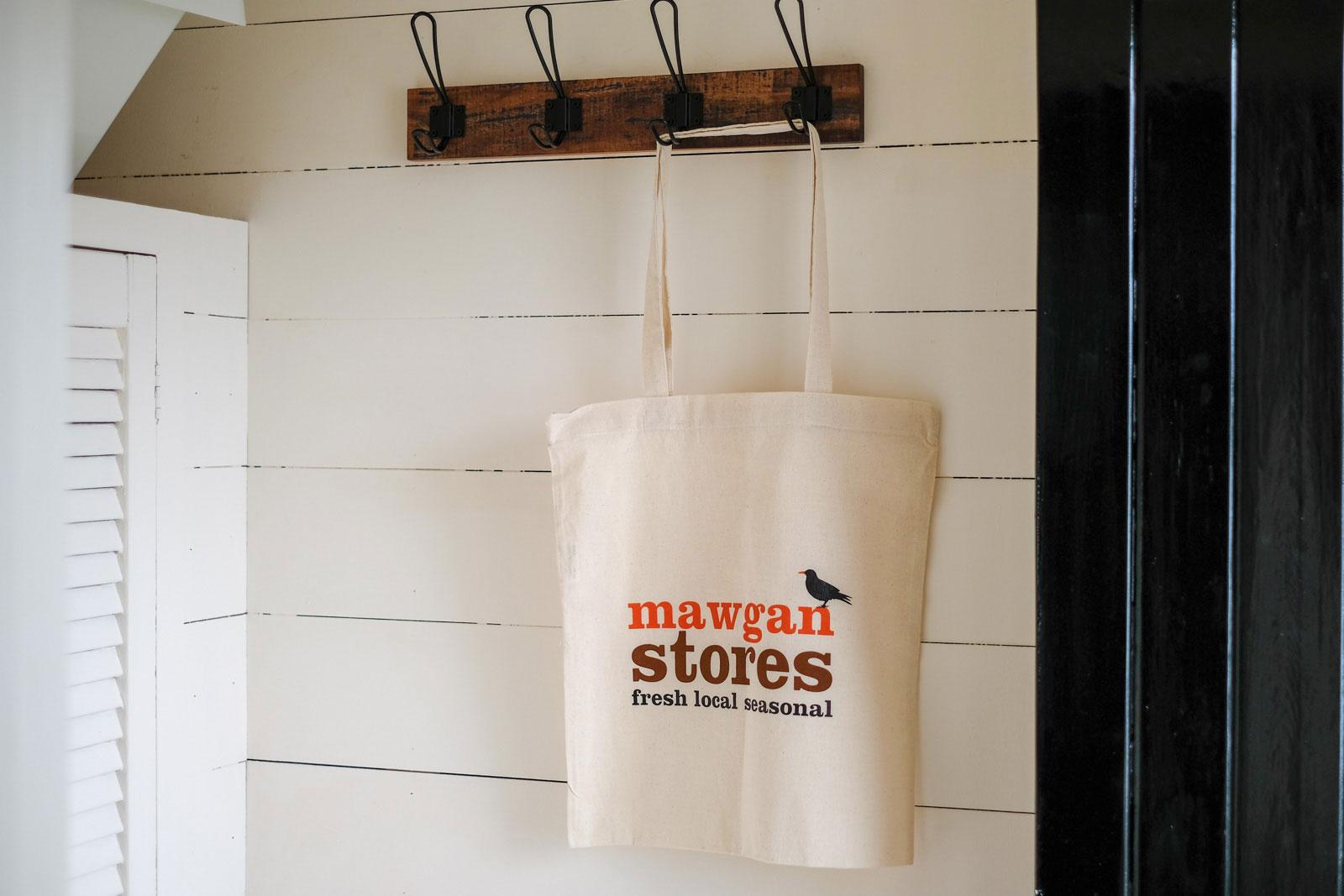 Mawgan Stores Bag Branding